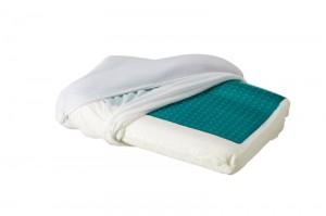 Memory Foam and Gel Pillow
