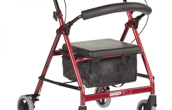 BetterLiving Petite Wheeled Walker