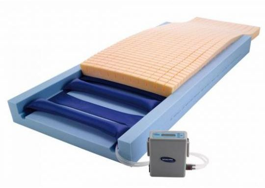 Invacare Softform Premier Active 2 Alternating Mattress