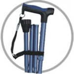 Airgo® Comfort-Plus™ Folding Cane