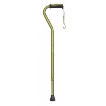 Airgo Comfort-Plus™ Aluminum Cane, Offset Handle