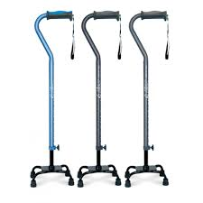 Airgo Comfort-Plus™ Adjustable Quad Canes