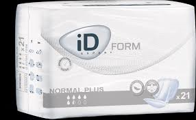 iD Expert Form – Large Shaped Continence Aid